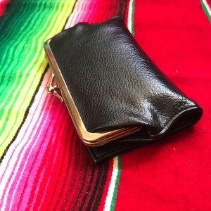Vintage wallet
